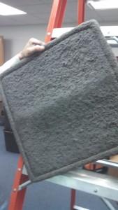 dirtiest air filter