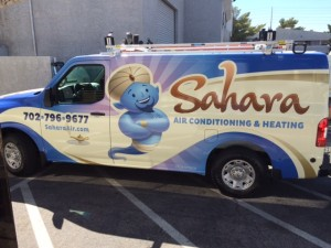 Who Can Fix your AC or Furnace in Las Vegas? Sahara Air Conditioning & Heating, That's Who!